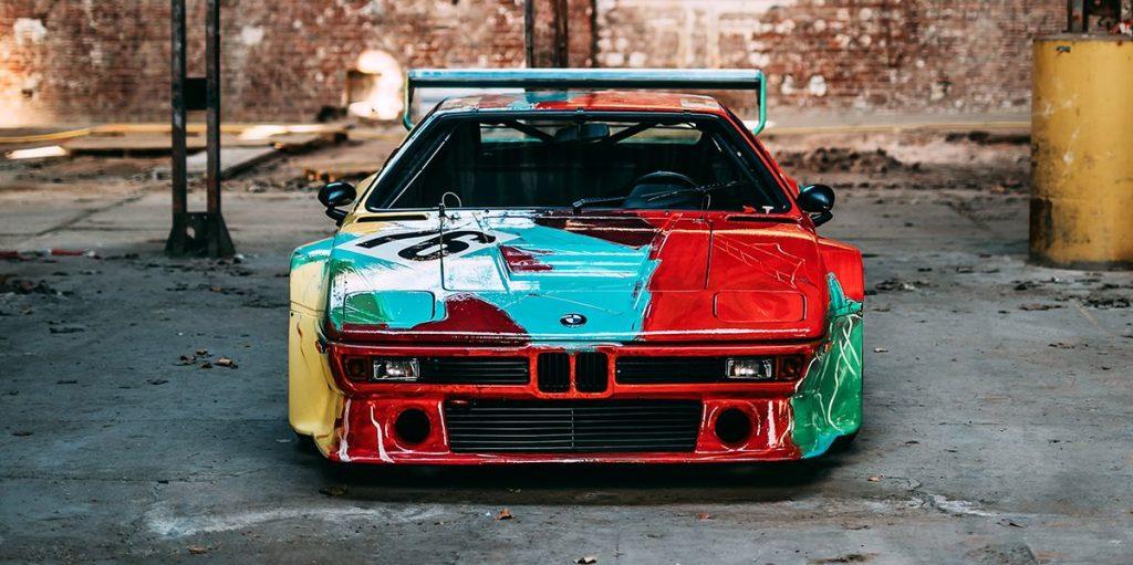 Mobil Cantik Dirancang Oleh Seniman